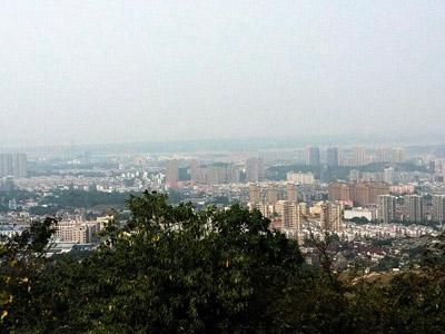 铜陵 模式 绿色 发展理念创碧水蓝天生态城 铜图片